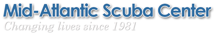 Mid-Atlantic Scuba Center Logo